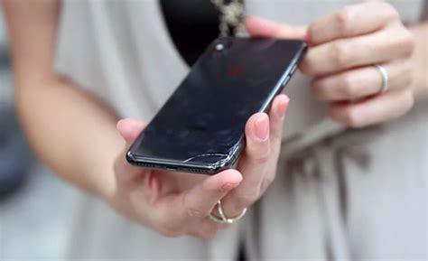 l iphone x est il le plus fragile des smartphones d apple