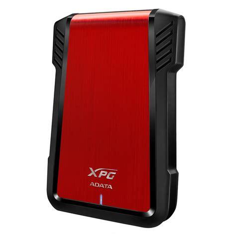 gabinete usb 3 1 gabinete enclosure adata xpg ex500 rojo usb 3 1 sata