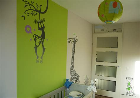 chambre enfant savane d 233 co chambre jungle ou savane
