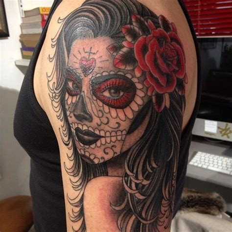 evelyn lozada tattoo on shoulder 94 best day of the dead tattoos images on pinterest