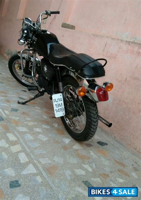 Modified Bike For Sale In Jaipur by Black Cd 100 For Sale In Jaipur Fully Modified Cd100