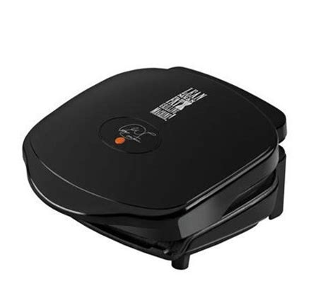 george foreman gr10b grill ch electrics kitchen george foreman gr10b george foreman grill qvc com