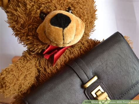 Who Played Teddy On House by How To Play House With Teddy Bears With Pictures Wikihow