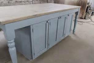 handmade kitchen islands custom kitchen island from reclaimed oak ecustomfinishes