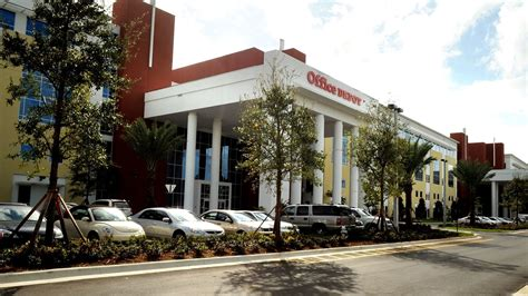Office Depot Corporate by Office Depot Purchases Its Headquarters Building In Boca