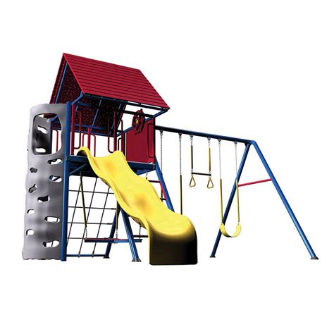 lowes outdoor swing sets plans for corner bench with storage wood swing set kits lowes