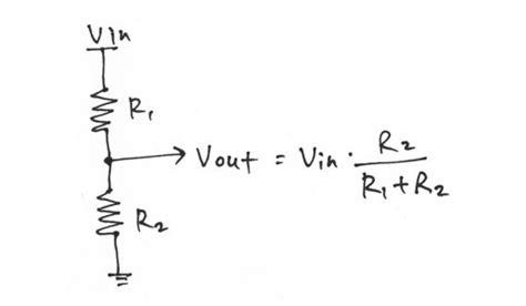 voltage divider formula exle 28 images photoresistor formula 28 images photoresistor robotic