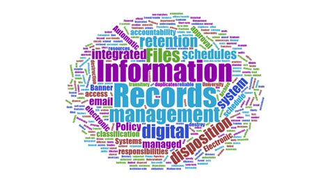 What Is Records What Is Records Management Of