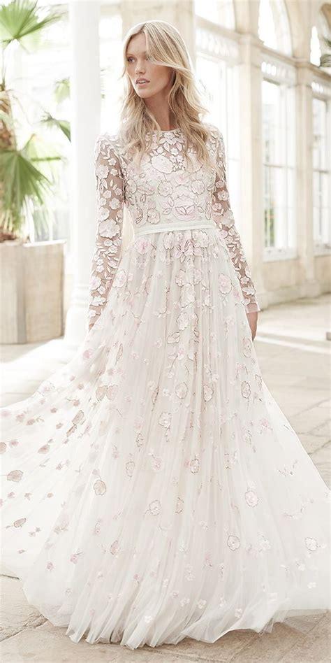 needle thread spring  wedding dresses world  bridal