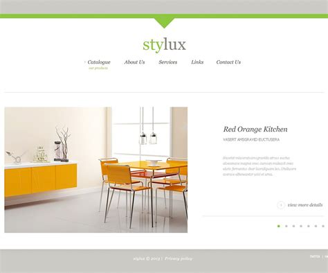 interior design website free interior design website template web design templates