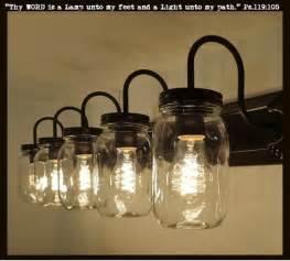 Vanity Lights Jars 17 Best Ideas About Rustic Bathroom Vanities On