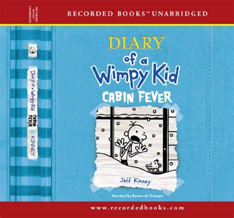 Cabin Fever Series by Diary Of A Wimpy Kid Cabin Fever The Diary Of A Wimpy