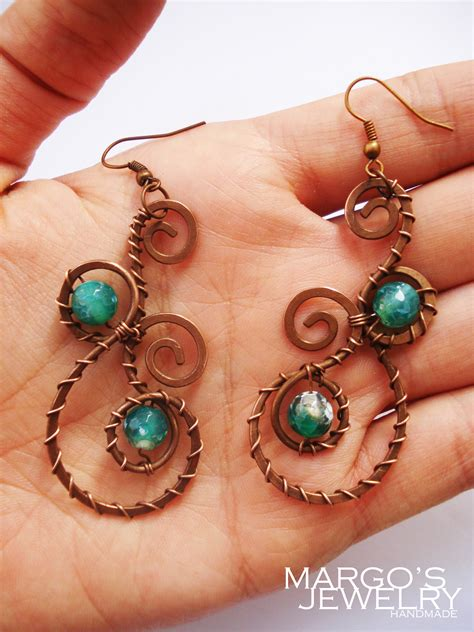 Wire Handmade Jewelry - sets moodart