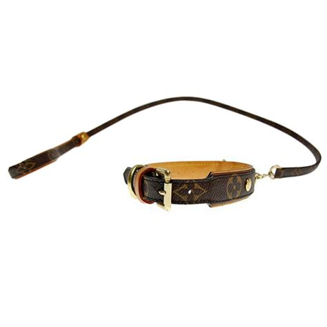 Louis Vuiton 9920 brand new louis vuitton collar and leash