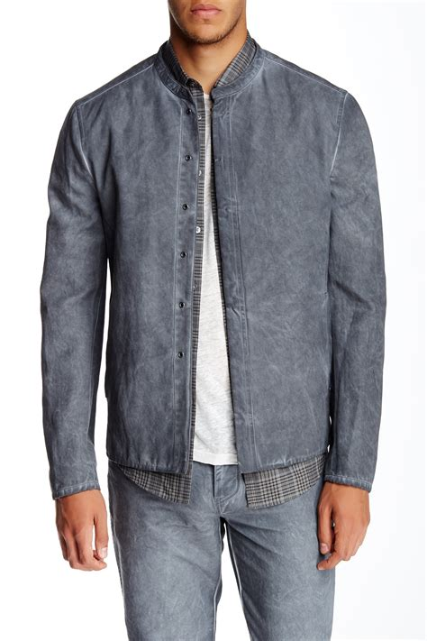 Atasan Jaket varvatos collection artisan hook jacket nordstrom