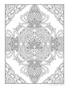 creative coloring books free coloring pages of mehndi pattern