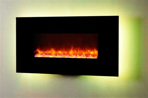 electric fireplace with glass crystals 7 ways to rock your fireplace with stylish