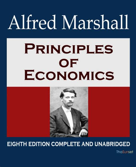 principles of economics edition 8 by alfred marshall thaisunset publications