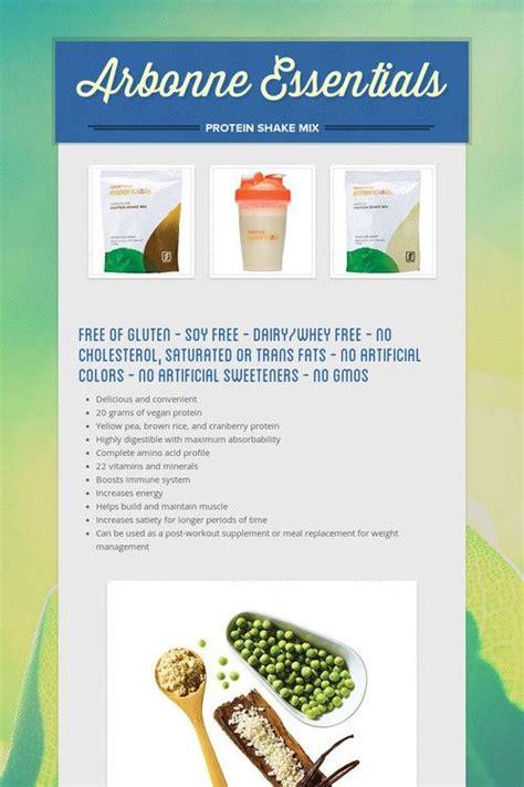 Arbonne Detox Information by Arbonne Essentials Protein Powder Information Been Using