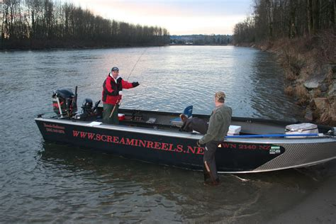 river wild boats steelies on the sky the outdoor line blog