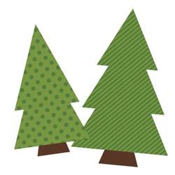 free printable 3d christmas tree