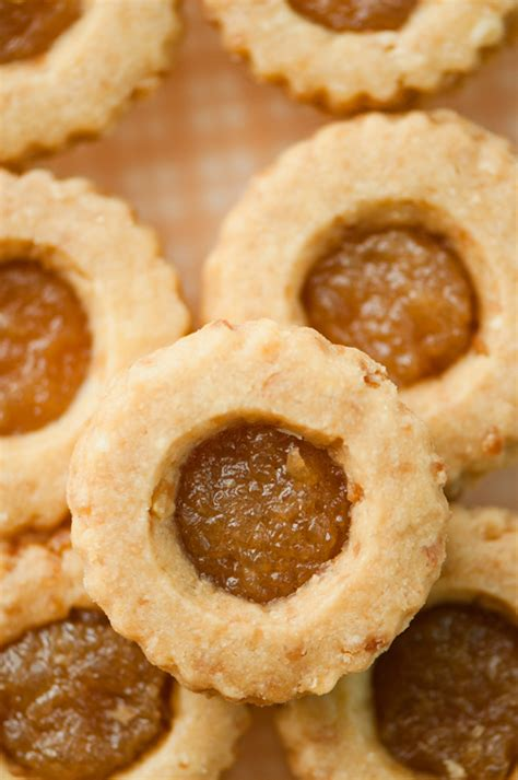 new year pineapple cookies recipe coco mac cookies w pineapple caramel hungry rabbit