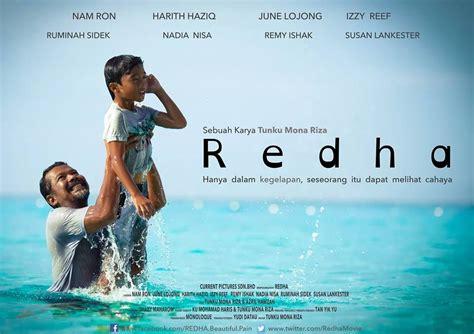ulasan film munafik review filem redha dari pandangan bukan oku azhan co