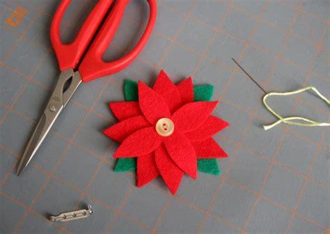 Poinsettia kiddlebug poinsettia pin tutorial