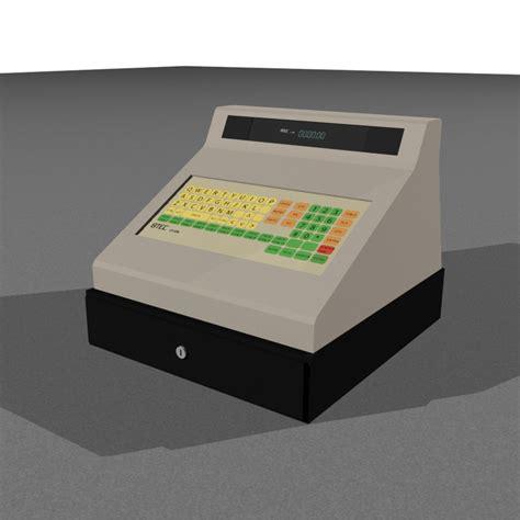 register schublade 3d register drawer model