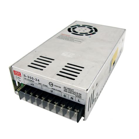 Power Supply 24vdc2er switching power supply 120vac to 24vdc 14 6a 122 sps12024 jetco