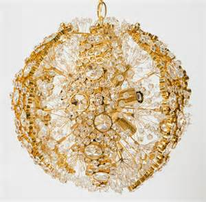 Balls For Chandeliers Lobmeyr Chandelier At 1stdibs