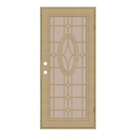 home depot security doors unique home designs 36 in x 80 in modern cross desert