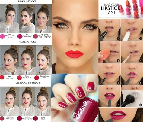 hot colors for 2017 hottest lipstick colors for 2017