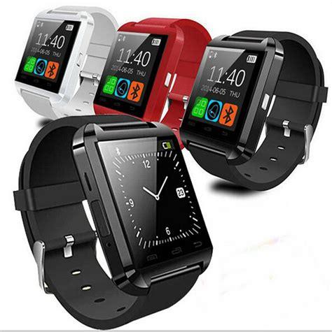 u8 bluetooth jam tangan cerdas dengan kamera layar sentuh