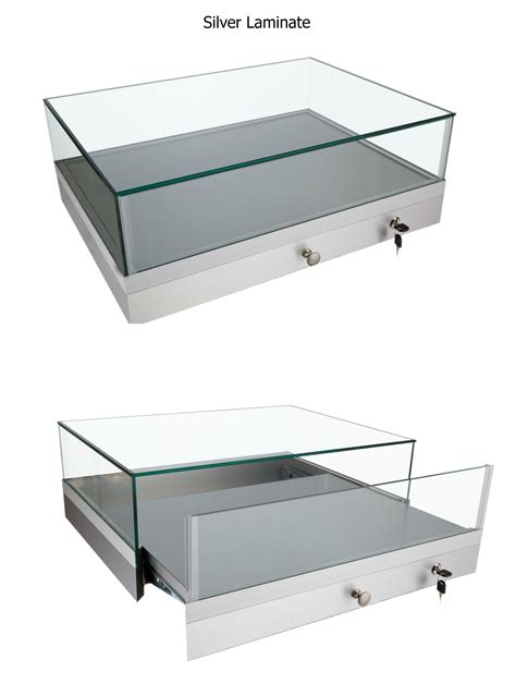 table top glass jewelry display cases gl202 portable countertop jewelry store ideas