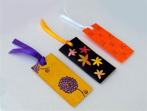 Handmade Bookmark - handmade bookmarks for sale handmade gift items india