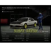 Gran Turismo 6 Drift Setup Nissan Silvia S13 &18090  YouTube