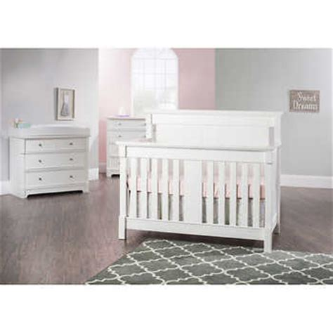 white convertible crib sets springfield 3 convertible crib set white