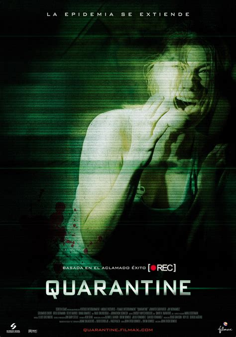 movie review quarantine fernby films cuarentena quarantine 2008