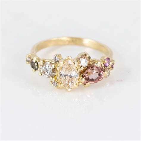 25 best ideas about cluster ring on