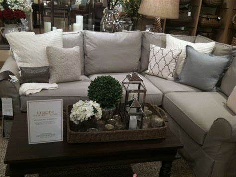 pottery barn sofa pillows living room sofa pottery barn sectional pillows home