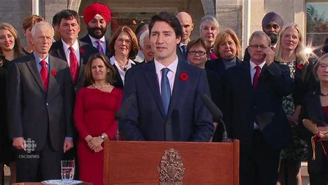 Who Are The Cabinet Ministers Of Canada by Trudeau Could Show The Uk A Thing Or Two About How To