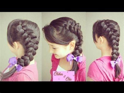 como hacer peinados de trenzas para ninas http www guioteca com belleza como hacer trenzas para