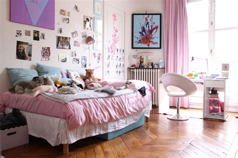 Chambre Pour Fille De 12 Ans by Decoration Pour Chambre De Fille De 12 Ans Visuel 5