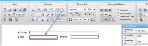 form design software freeware form generator form maker free forms