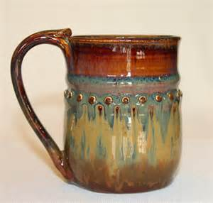 Handmade Stoneware Pottery - handmade pottery mug stoneware