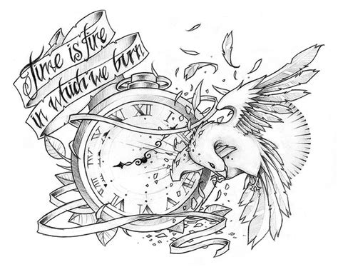 time tattoo ideas 10 best time designs images on time