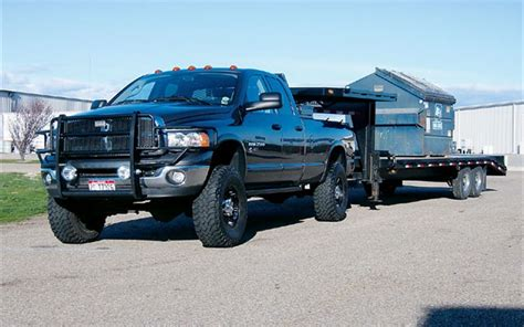 2004 dodge cummins 2004 dodge ram 2500 cummins towing photo 8