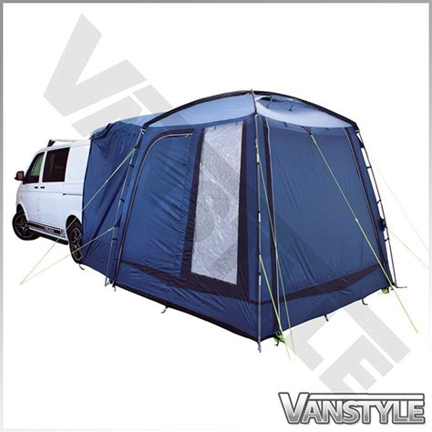 van rear door awning cayman tailgate drive away awning vanstyle