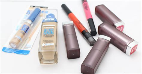 Maybelline Get The Look Match Color Lipstick 794 Matte 1 lainamarie91 found new maybelline drugstore makeup new matte lipstick shades color blur